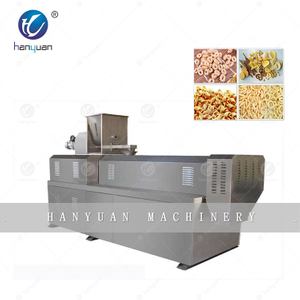 HY-P150 twin screw extrusion extruder