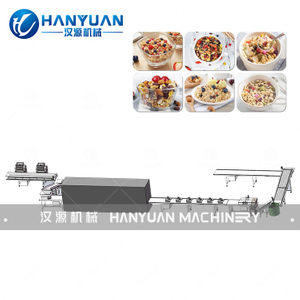 HY-GCL / A crisp cereal production line