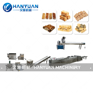 HY-HSL / B peanut candy production line