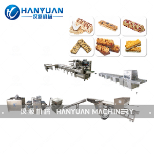 HY-CBL / A nutritious cereal bar production line