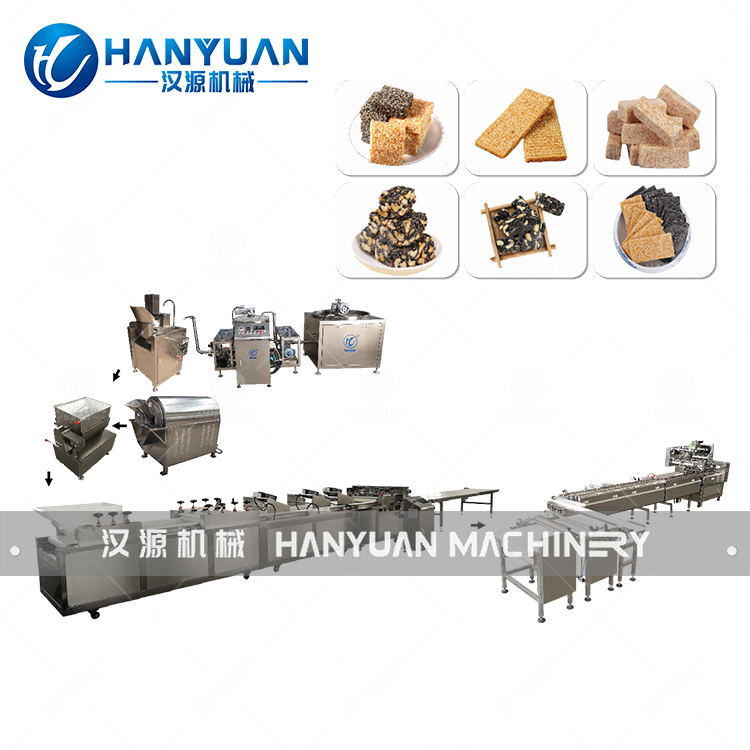 HY-ZML / A Sesame sheet production line